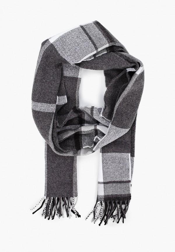 мужской шарф marks & spencer, серый
