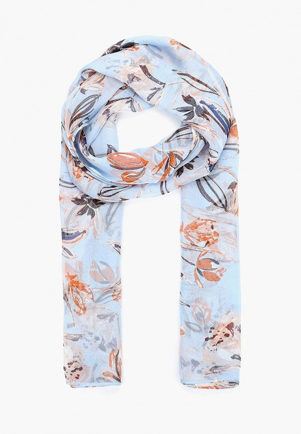 Купить Палантин Marks & Spencer, MA178GWBLBD7, голубой, Весна-лето 2018