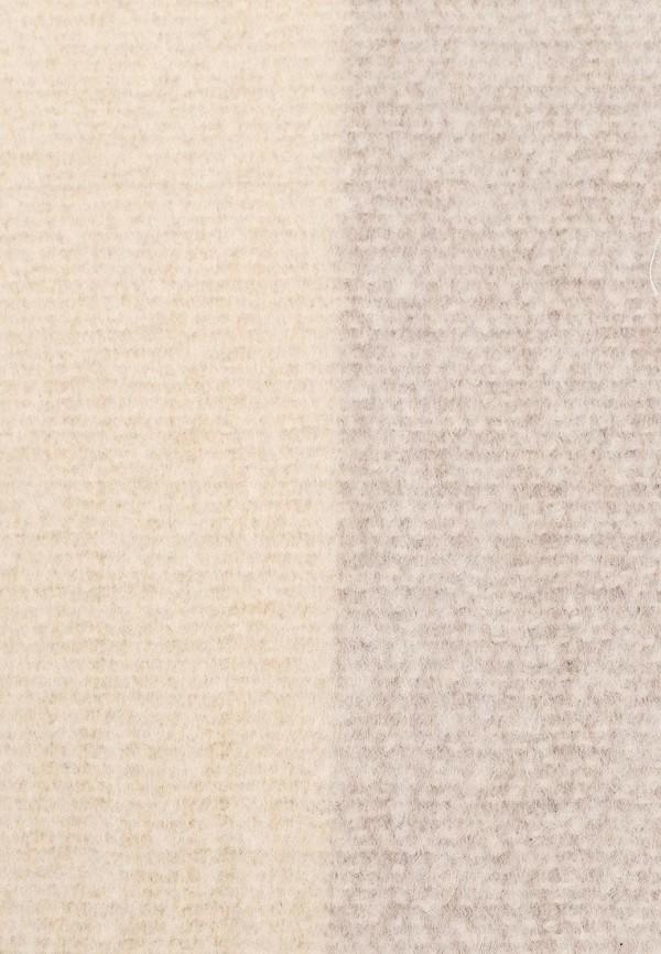 Фото 2 - Шарф Marks & Spencer бежевого цвета