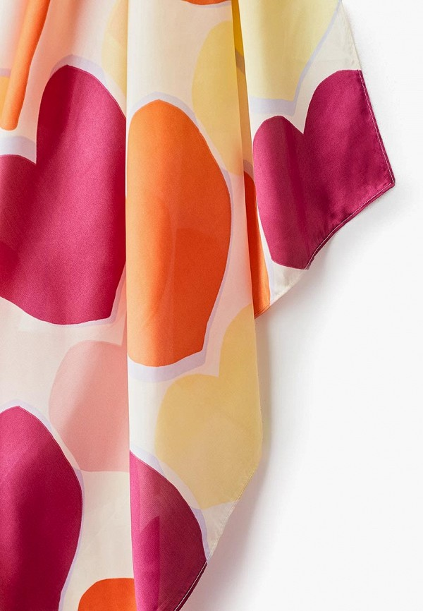 Фото 2 - Палантин Marks & Spencer разноцветного цвета
