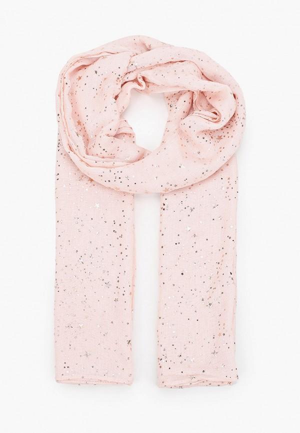 женский шарф marks & spencer, розовый
