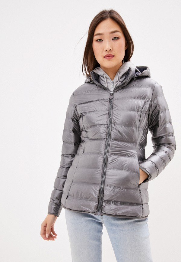 женская куртка macleria, серая