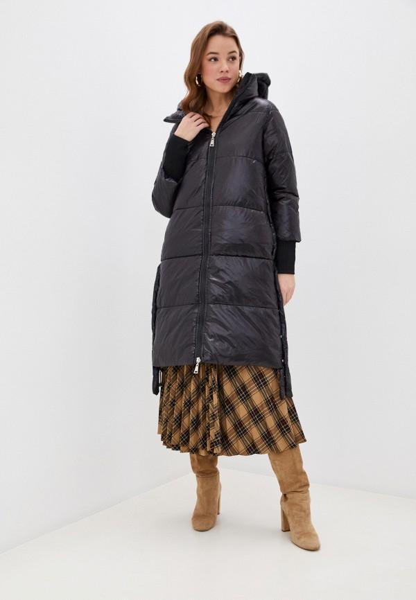 женская куртка macleria, черная