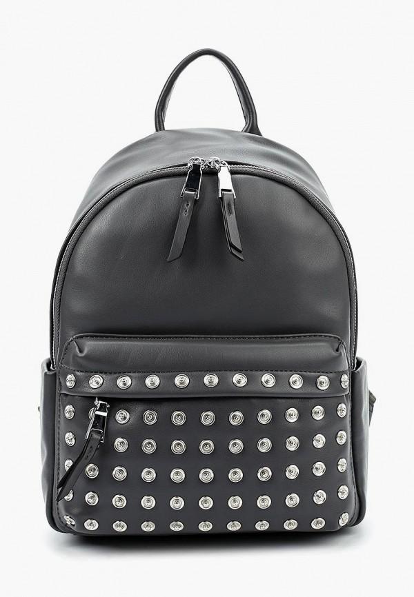 женский рюкзак max & enjoy, серый