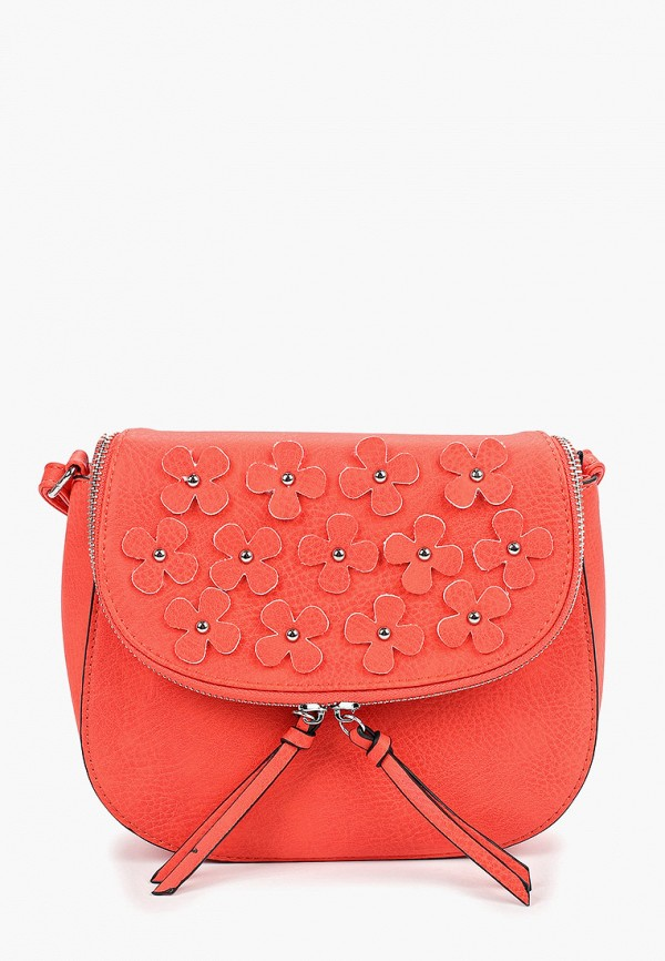 женская сумка max & enjoy, красная