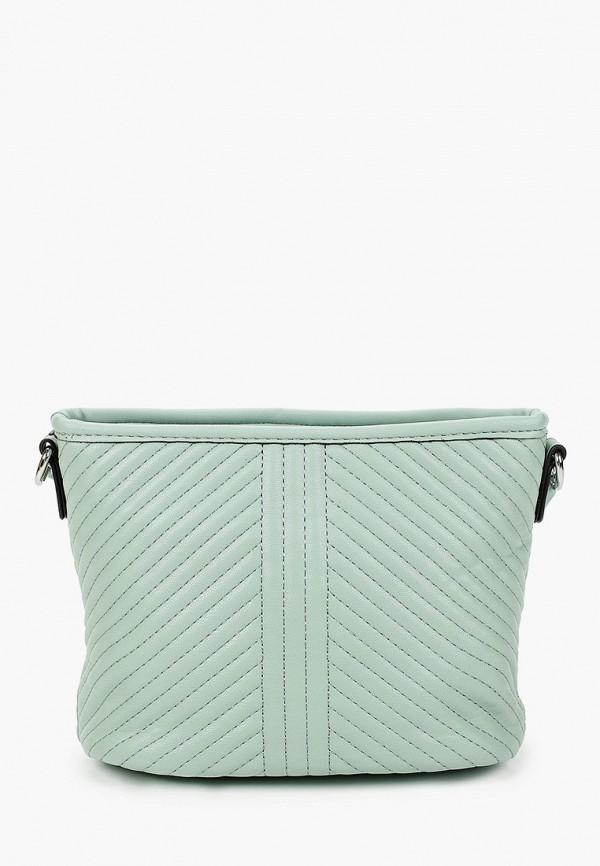 женская сумка max & enjoy, зеленая