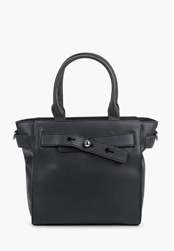 женская сумка max & enjoy, синяя