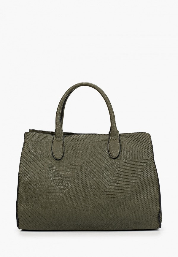 женская сумка max & enjoy, хаки