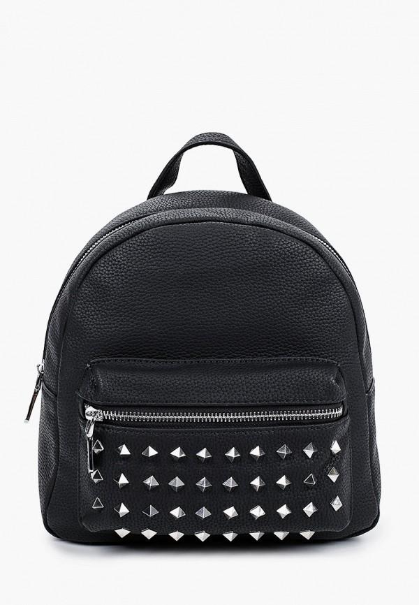 женский рюкзак max & enjoy, черный