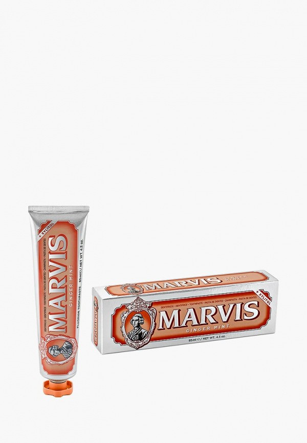 Зубная паста Marvis Marvis MA186LUCUGZ6 marvis flavour collection set