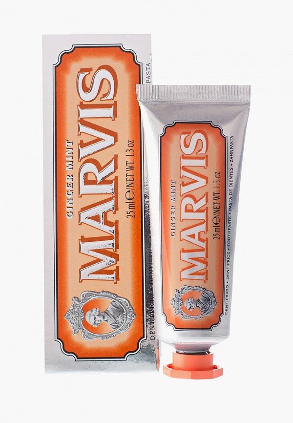 Зубная паста Marvis Marvis MA186LUCUHA5 marvis flavour collection set