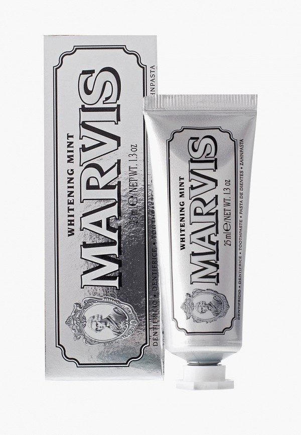 Зубная паста Marvis Marvis MA186LUCUHA7 marvis flavour collection set