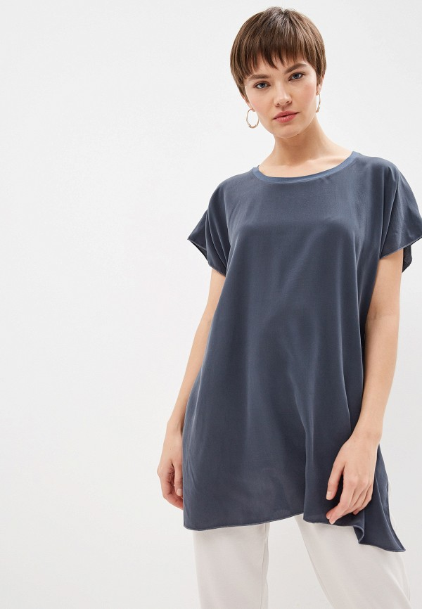 Блуза Max Mara Leisure Max Mara Leisure MA196EWELYB8 цена
