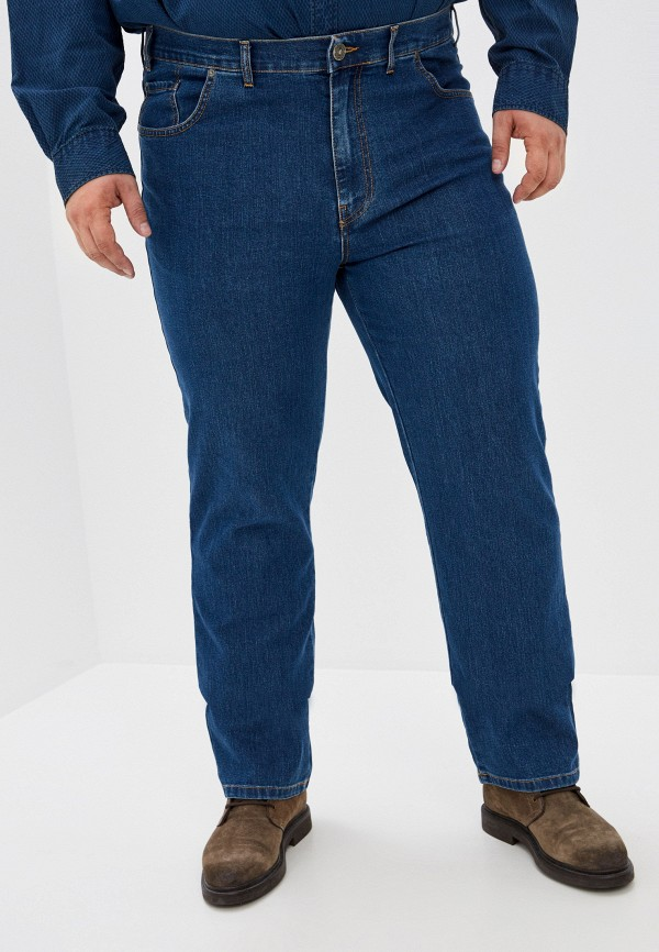 мужские джинсы maxfort, синие