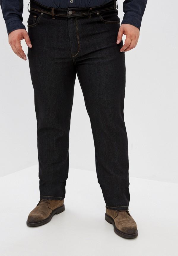 мужские джинсы maxfort, черные