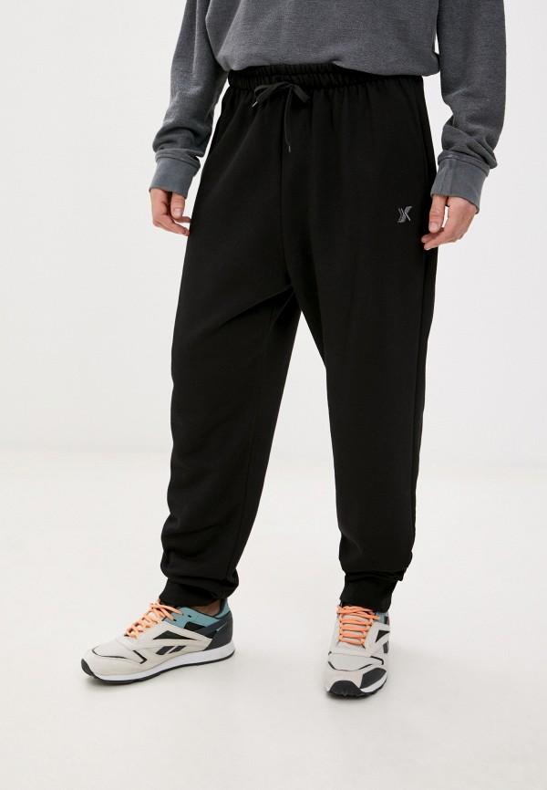 мужские спортивные брюки maxfort, черные