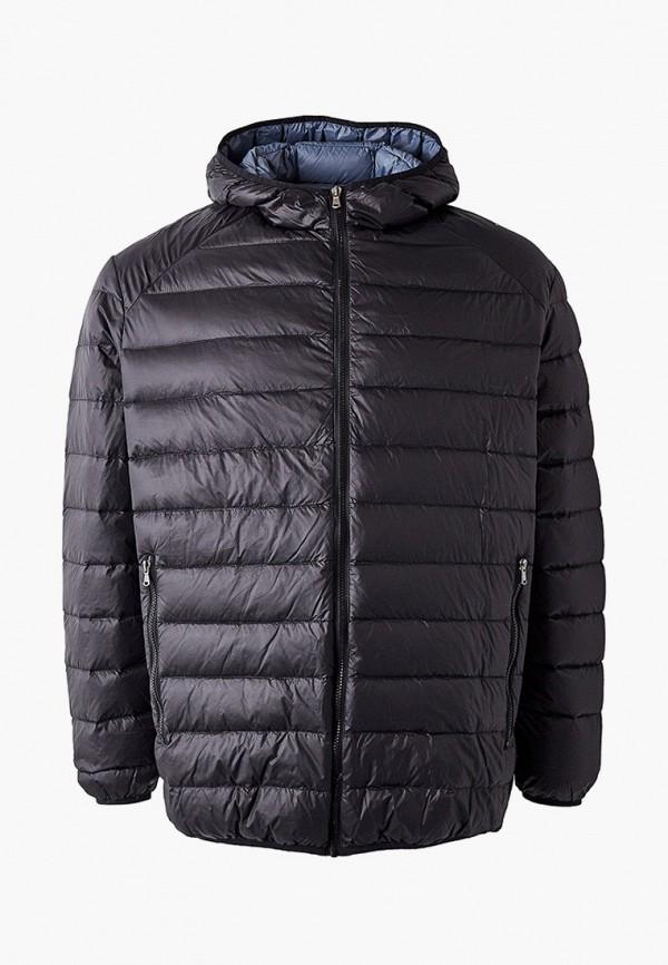 мужская куртка maxfort, черная