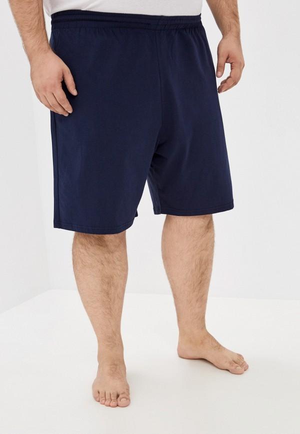 мужские шорты maxfort, синие