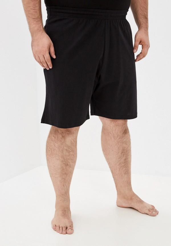 мужские шорты maxfort, черные