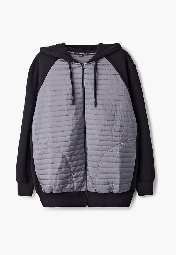 мужская куртка maxfort, серая
