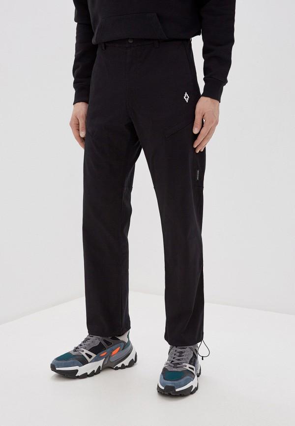 мужские повседневные брюки marcelo burlon county of milan, черные
