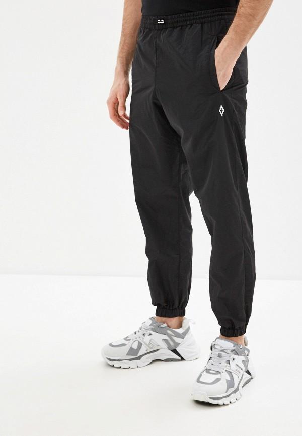 мужские спортивные брюки marcelo burlon county of milan, черные