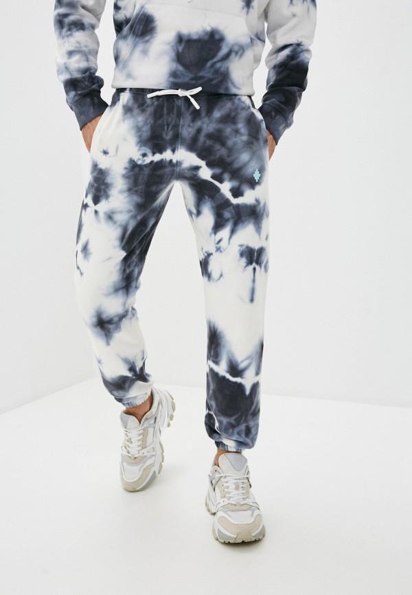 мужские спортивные брюки marcelo burlon county of milan, белые