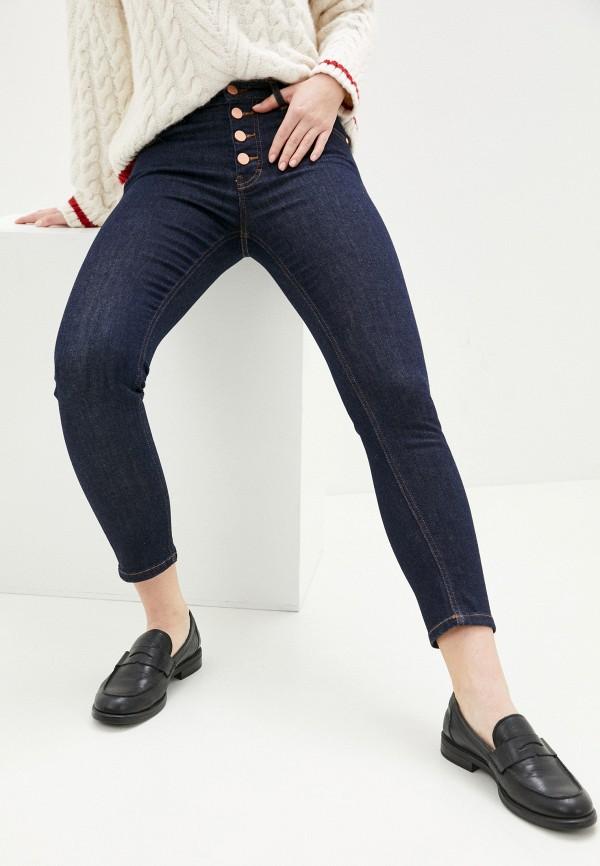 женские джинсы marc o'polo denim, синие