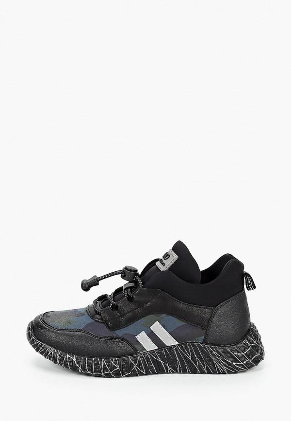 кроссовки marko для мальчика, черные