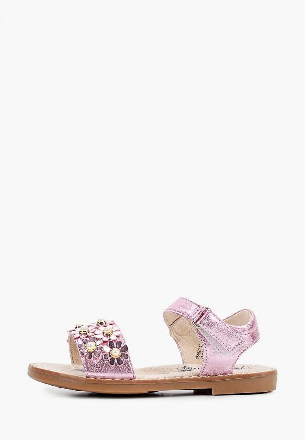 сандалии marko для девочки, фиолетовые