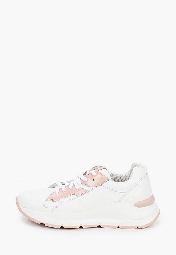 кроссовки marko для девочки, белые