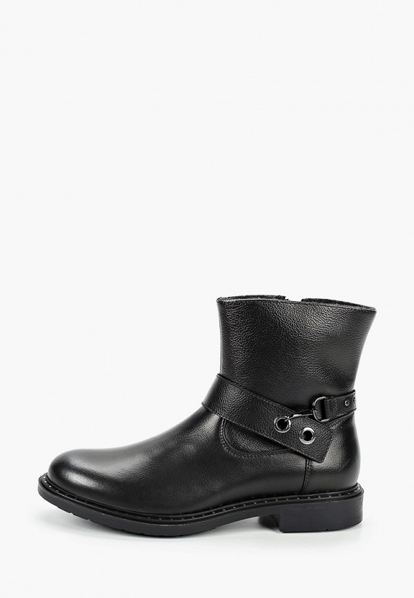ботинки marko для девочки, черные