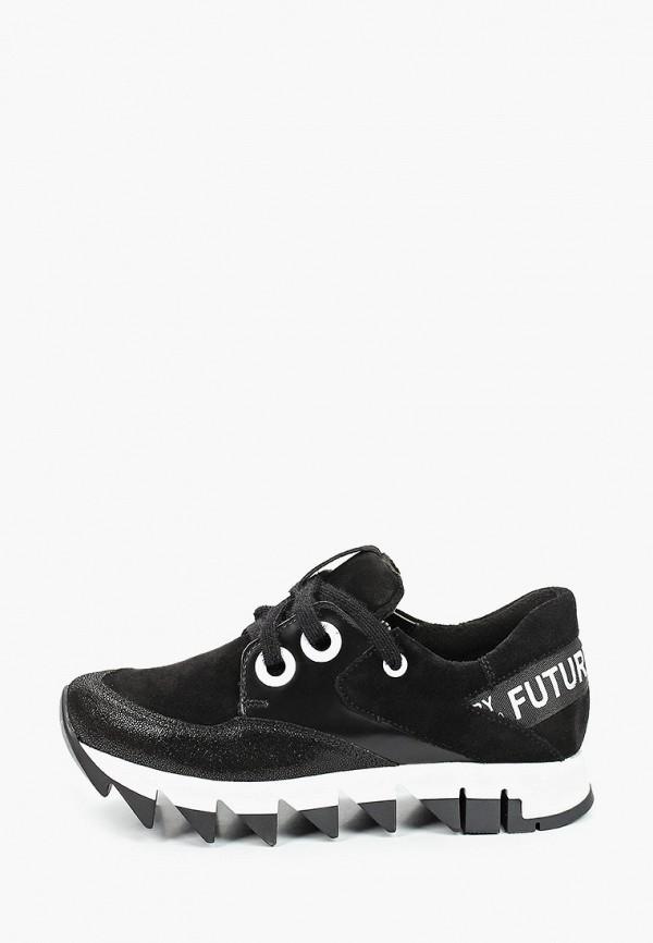 кроссовки marko для девочки, черные