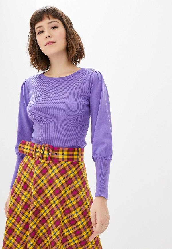 женский джемпер manode, фиолетовый