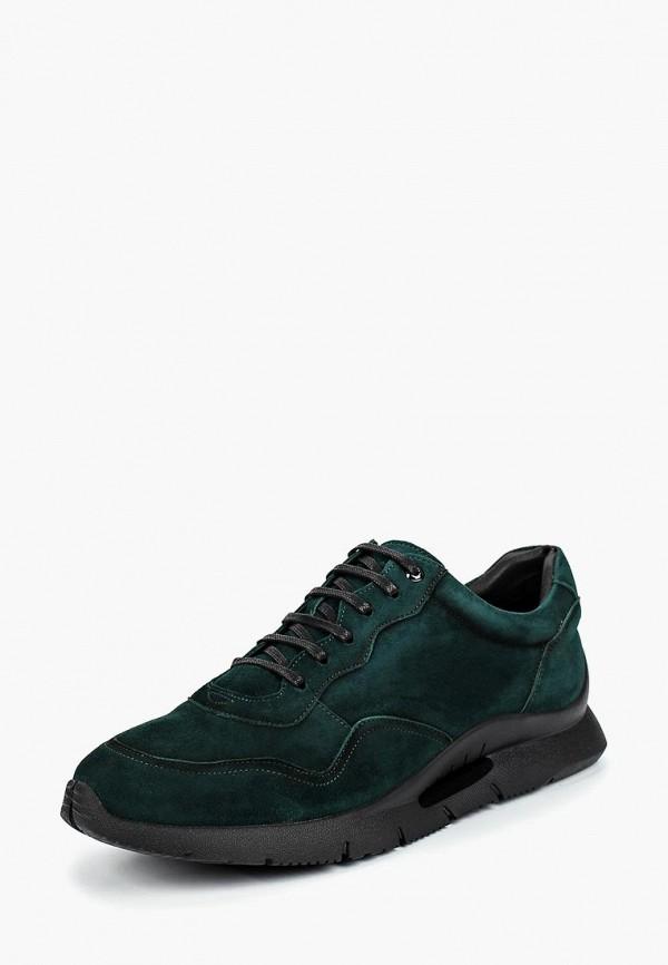 мужские кроссовки marco lippi, зеленые