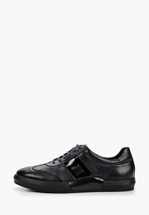 мужские кеды marco lippi, черные