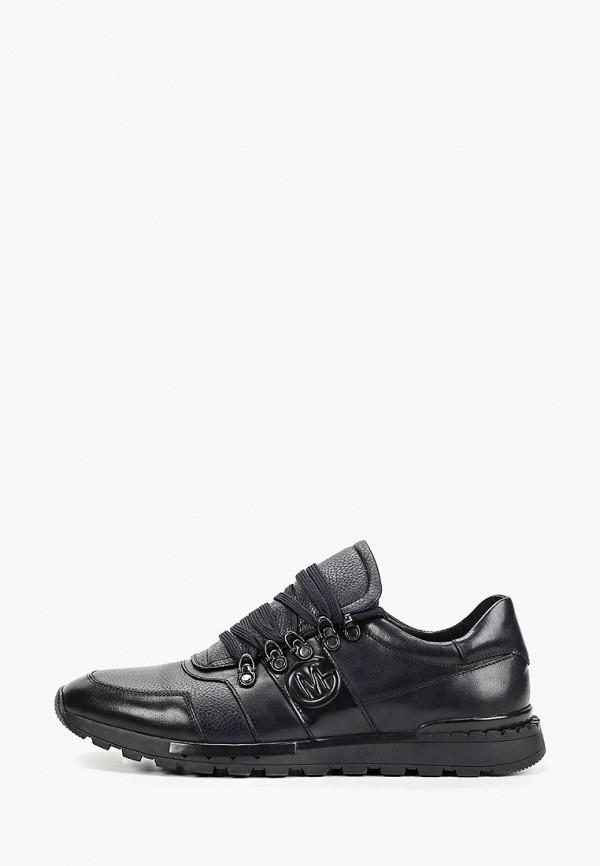 мужские кроссовки marco lippi, синие