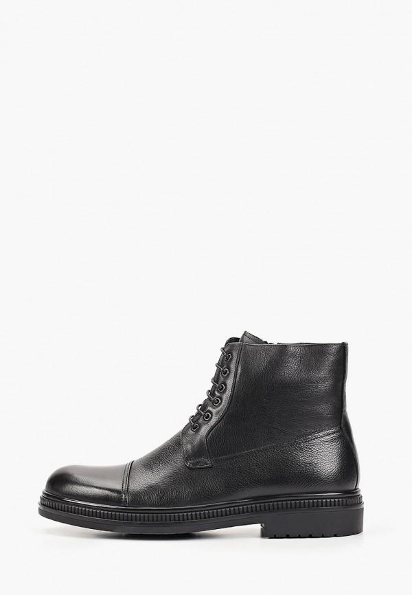 мужские ботинки marco lippi, черные