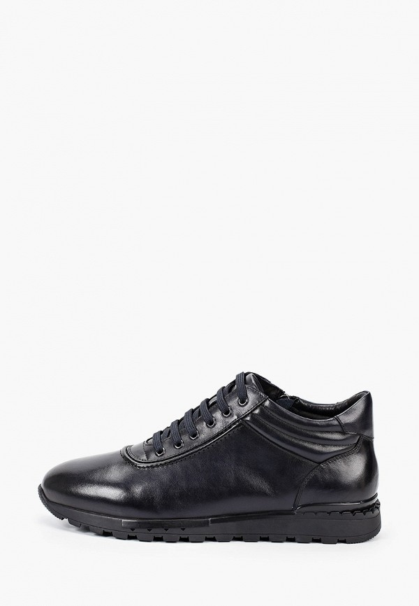 мужские ботинки marco lippi, синие