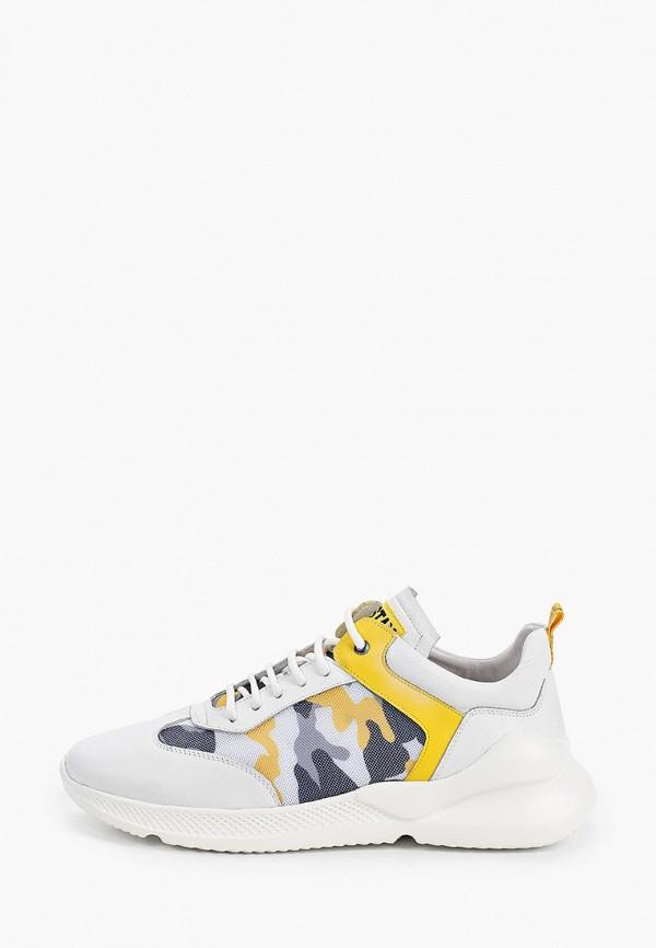 мужские кроссовки marco lippi, белые
