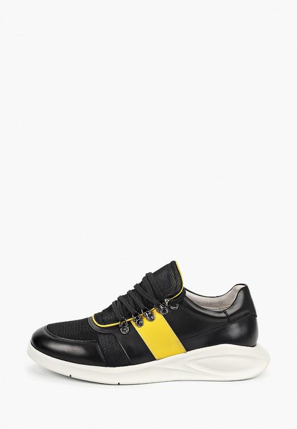 мужские кроссовки marco lippi, черные