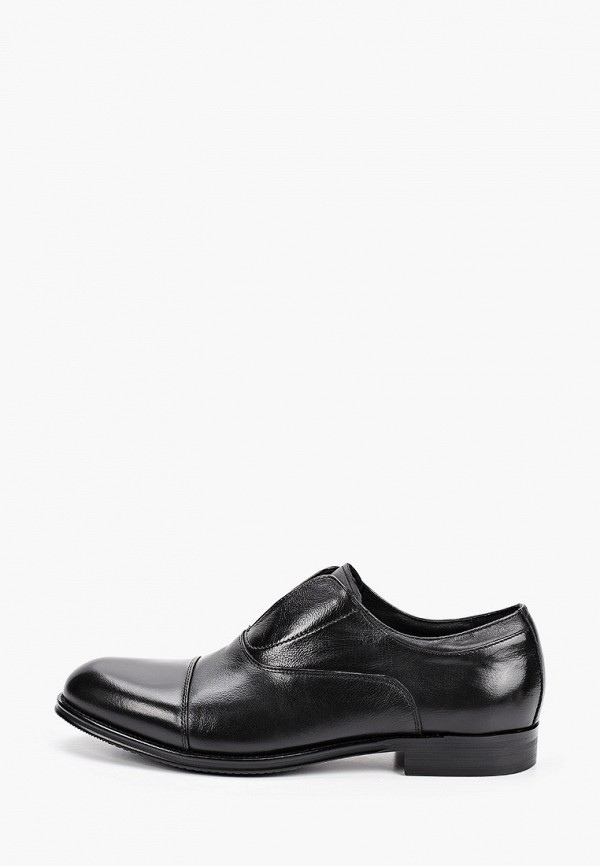 мужские лоферы marco lippi, черные