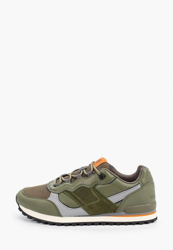 мужские кроссовки marc o'polo, хаки