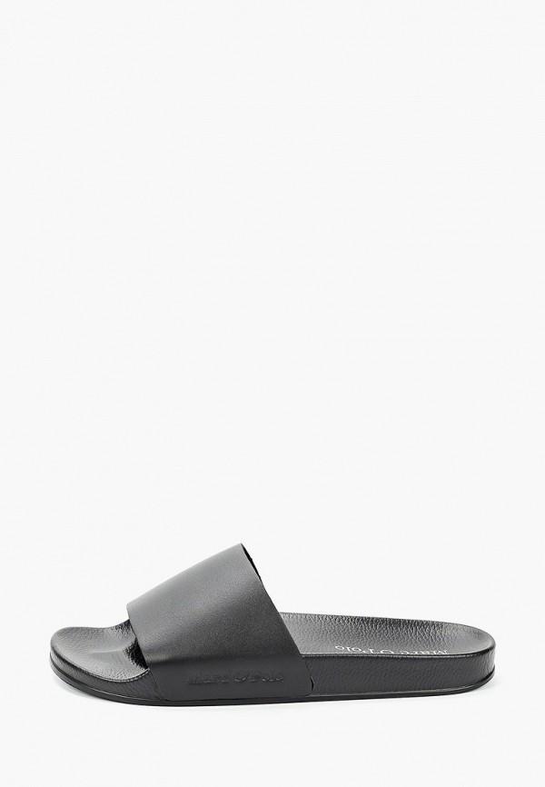 мужские сандалии marc o'polo, черные