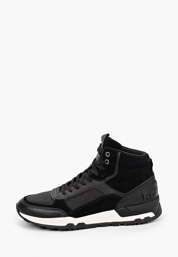 мужские кроссовки marc o'polo, черные