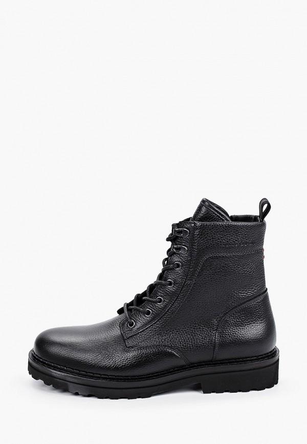 мужские ботинки marc o'polo, черные