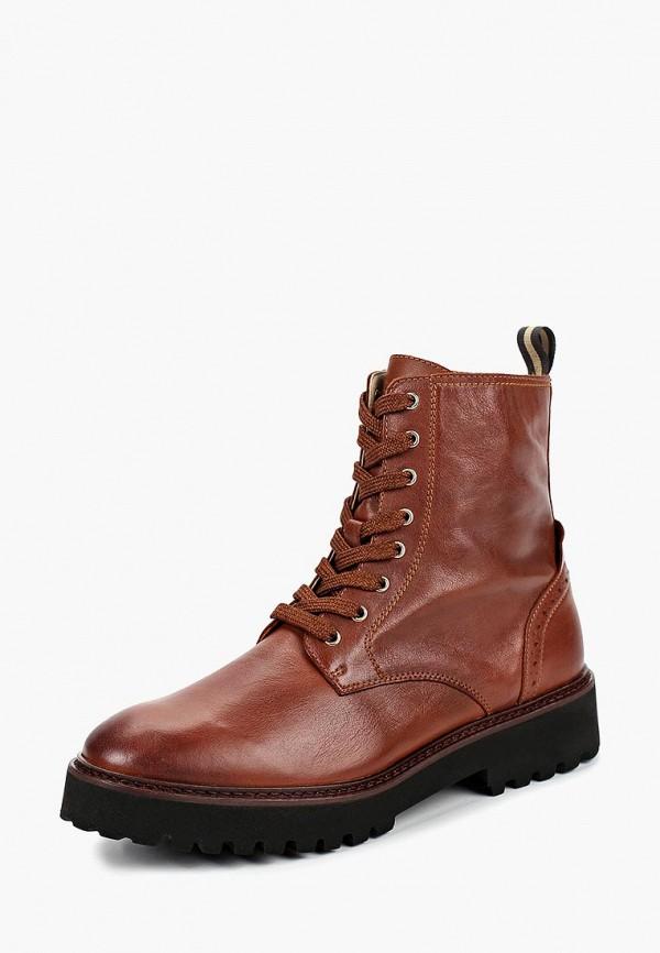 Купить Ботинки Marc O'Polo, MA266AWBUTK2, коричневый, Осень-зима 2018/2019