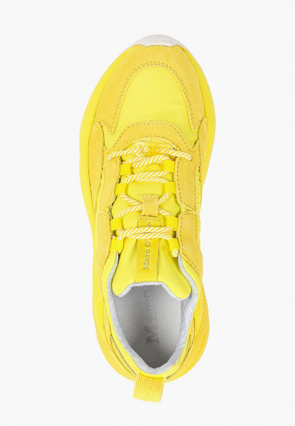 Фото 4 - Кроссовки Marc O'Polo желтого цвета