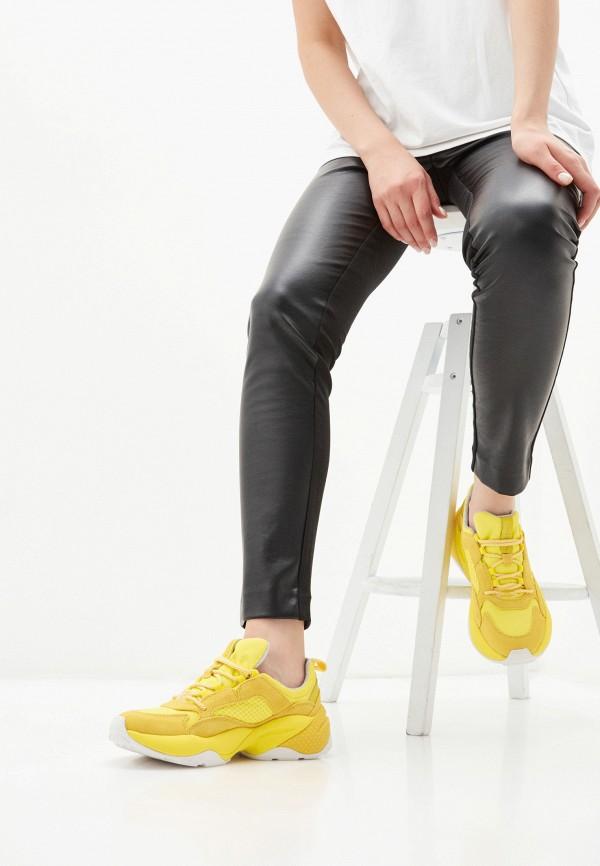 Фото 6 - Кроссовки Marc O'Polo желтого цвета