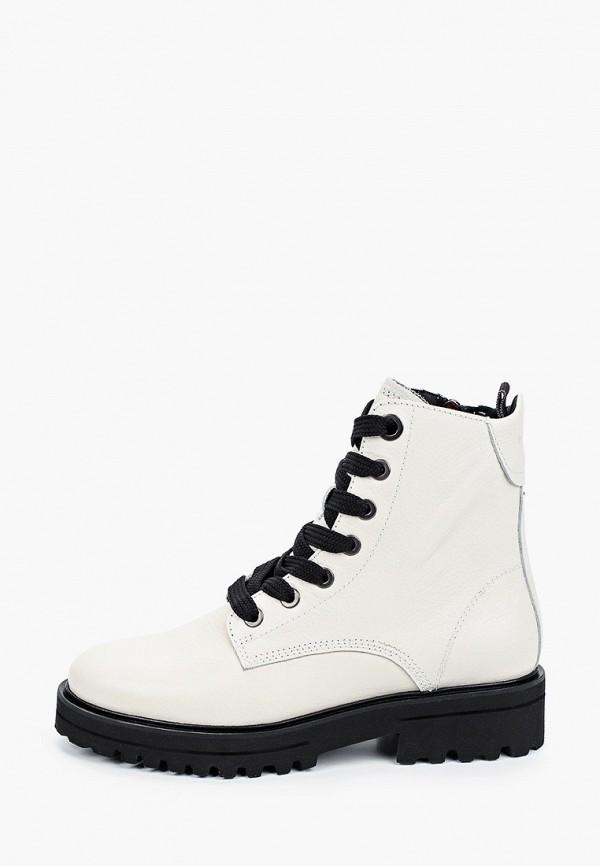 женские ботинки marc o'polo, белые